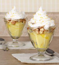 Free Pudding Dessert Stock Photo - 22878400