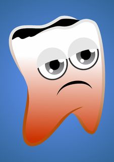 Free Toothache Stock Image - 22879871