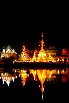 Free Chong Klang Temple Royalty Free Stock Photography - 22880557