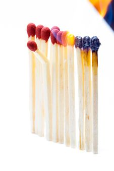Free Matchsticks Royalty Free Stock Photo - 22880875