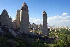 Free Cappadocia Stock Photography - 22883512