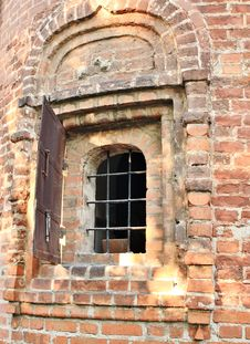 Window Of Medieval Building Royalty Free Stock Image