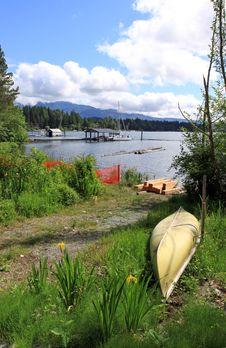 Free Canadian Landscape Stock Image - 22884711