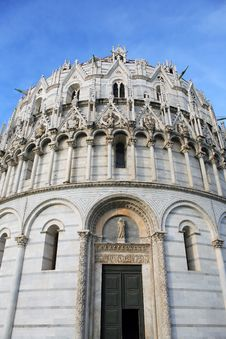 Free Pisa Baptistery Stock Photos - 22888733