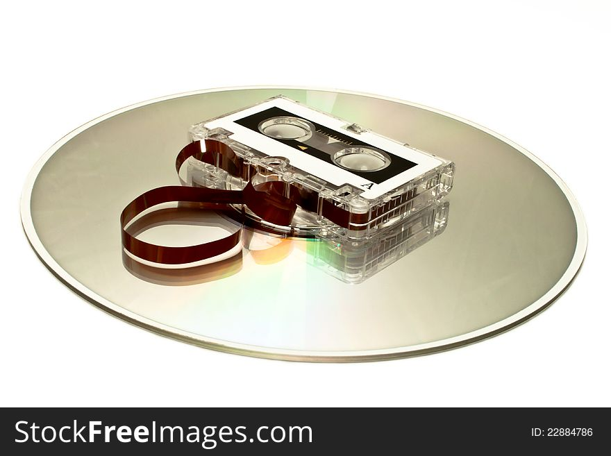 Cassettes vs cds