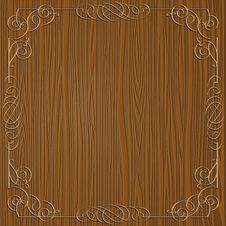 Free Wooden Background Stock Photography - 22891512