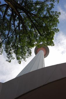Free KL Tower Stock Photo - 22891780