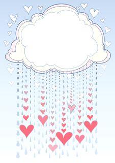 Free Valentine Background Stock Photography - 22893582
