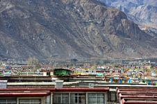 Free Lhasa City, Tibet Stock Photo - 22894880