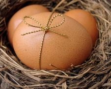 Free Easter Eggs Royalty Free Stock Photos - 22896168