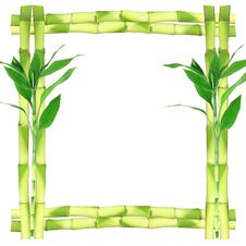 Free Bamboo Frame Stock Photo - 22896750