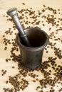 Free Mortar And Pestle Stock Photography - 2296602