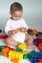 Free Baby Blocks Stock Photography - 2299472