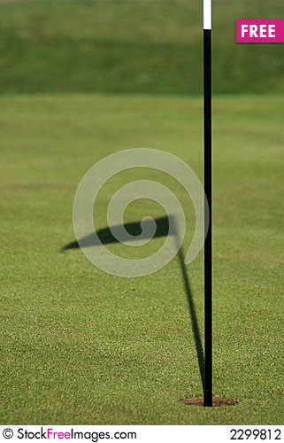 Free Recreation Park Golf Area Stock Photography - 2299812