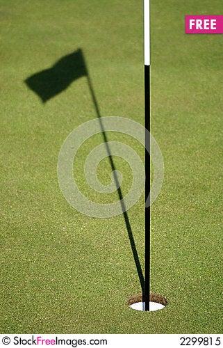 Free Recreation Park Golf Area Royalty Free Stock Photo - 2299815