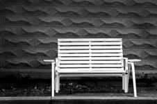 Free Park Bench Royalty Free Stock Image - 2290056