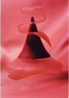Free Parfume Bottle Royalty Free Stock Photography - 2291007