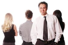 Free Business Team Concept Royalty Free Stock Photo - 2291505