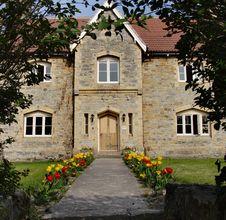 English Farmhouse Royalty Free Stock Photos
