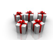 Free Boxes Stock Image - 2292901