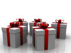 Free Boxes Stock Image - 2292911