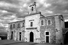 Free Sicilian Church Royalty Free Stock Image - 2293056
