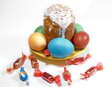 Free Easter Still-life Stock Photography - 2293892