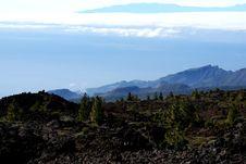 Free Volcanic Rock To Island Royalty Free Stock Photo - 2294035