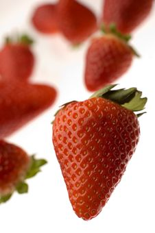 Free Strawberry Royalty Free Stock Photo - 2294265