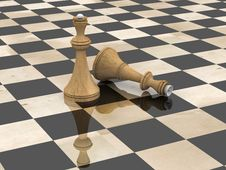 Free Chess Royalty Free Stock Photography - 2294757
