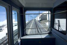 Free Mountain Train Stock Image - 2294801