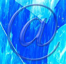 Free Email Symbol Royalty Free Stock Photos - 2295138