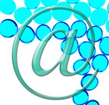 Free Email Symbol Stock Photography - 2295452