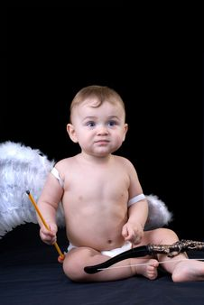 Free Angel Royalty Free Stock Images - 2295469