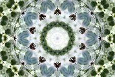 KALEIDOSCOPE 5 Stock Images