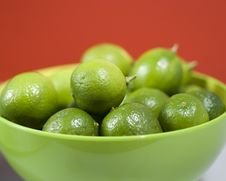 Free Limes Up Close Stock Image - 2297191