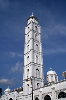 Free Mosque Minaret Royalty Free Stock Photo - 2297245