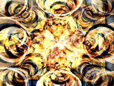 Free Golden Circles Stock Photos - 2298023