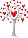 Free Tree Of Hearts Stock Image - 22900251