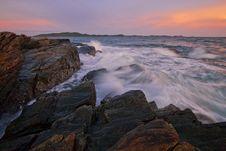 Free Wave Splash Stock Photography - 22900832