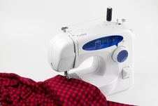 Free Sewing Machine Stock Photography - 22902292