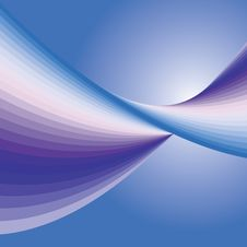 Free Abstract Wavy Background Royalty Free Stock Images - 22906029