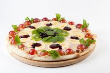 Free Sweet Pizza Stock Photography - 22908902
