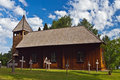 Free Old Stave Church Stock Photo - 22913740