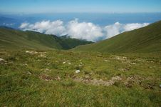 Free Fagaras Mountains, Carpathians, Romania Royalty Free Stock Photography - 22912427
