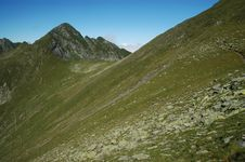Free Fagaras Mountains, Carpathians, Romania Royalty Free Stock Photography - 22912767