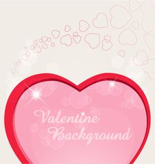 Free Valentine Background Stock Photos - 22913973