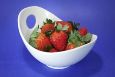Free Strawberries. Stock Images - 22915214