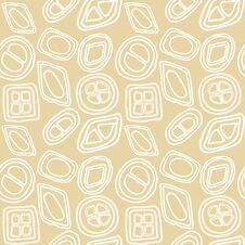 Free Geometric Seamless Pattern Stock Photography - 22918462