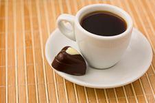 Free Coffee And Chocolate. Stock Photography - 22919672